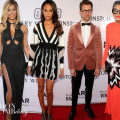 On the Scene- The 2015 AmfAR Inspiration Gala Featuring Joan Smalls, Miley Cyrus, Laverne Cox, and more!