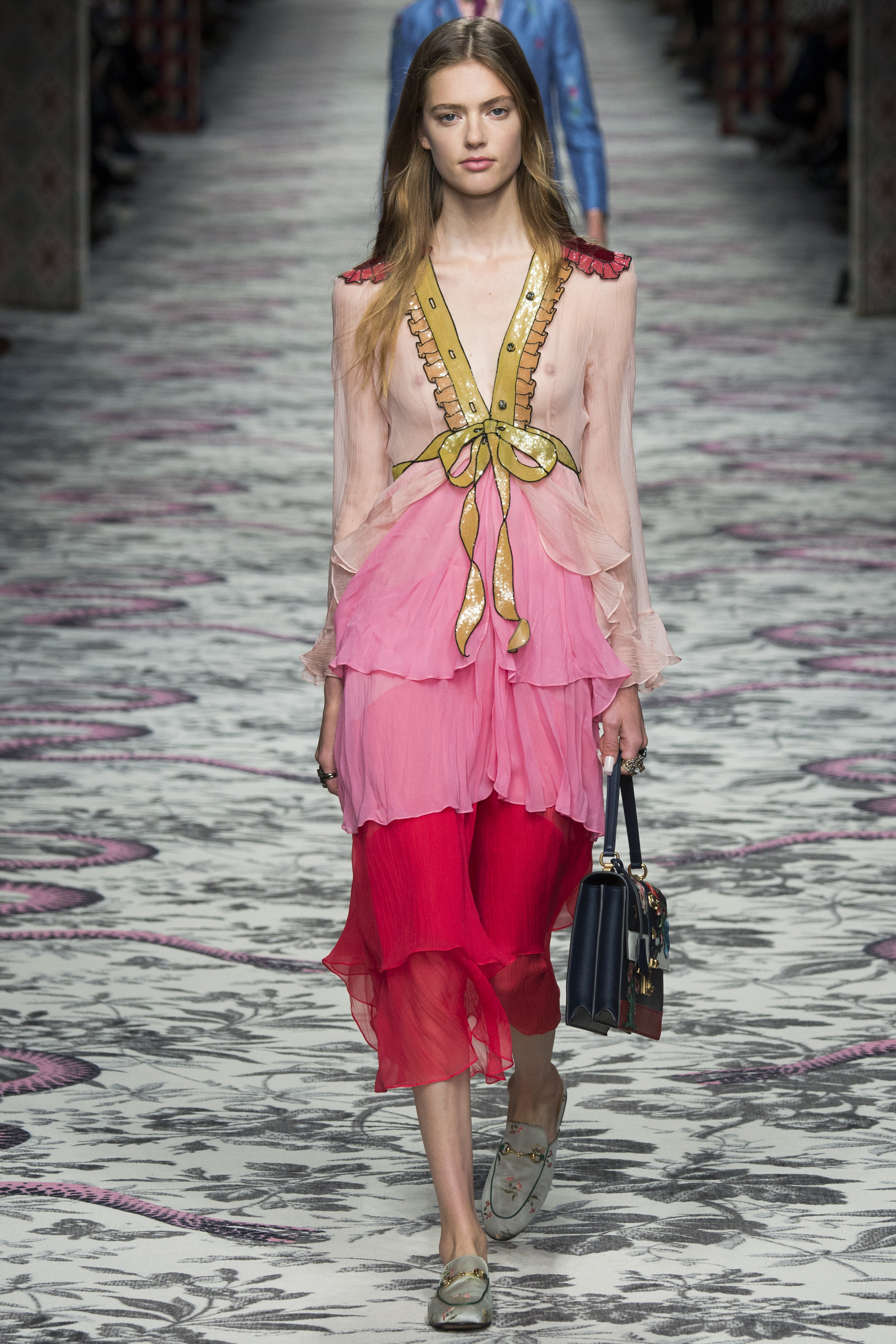 Show Review Gucci Ready To Wear Spring 2016 Fashion