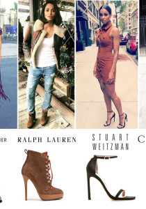 What's in Her Shoe Closet? Ciara in Giuseppe Zanotti, Topshop, Ralph Lauren, and more!