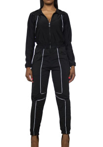 Bomb Product of the Day: Milano di Rouge's Venus & Mars Black Jumpsuit