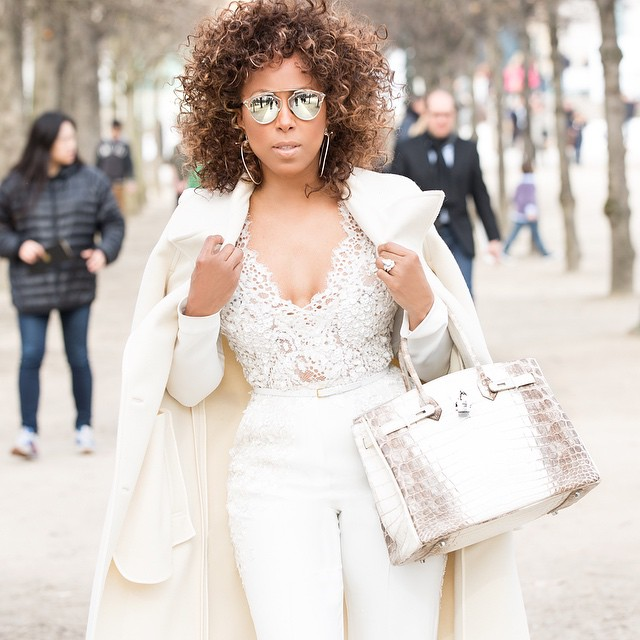 13a6f22a963 Throwback Thursday  TBT  The Style Evolution of Marjorie Harvey ...