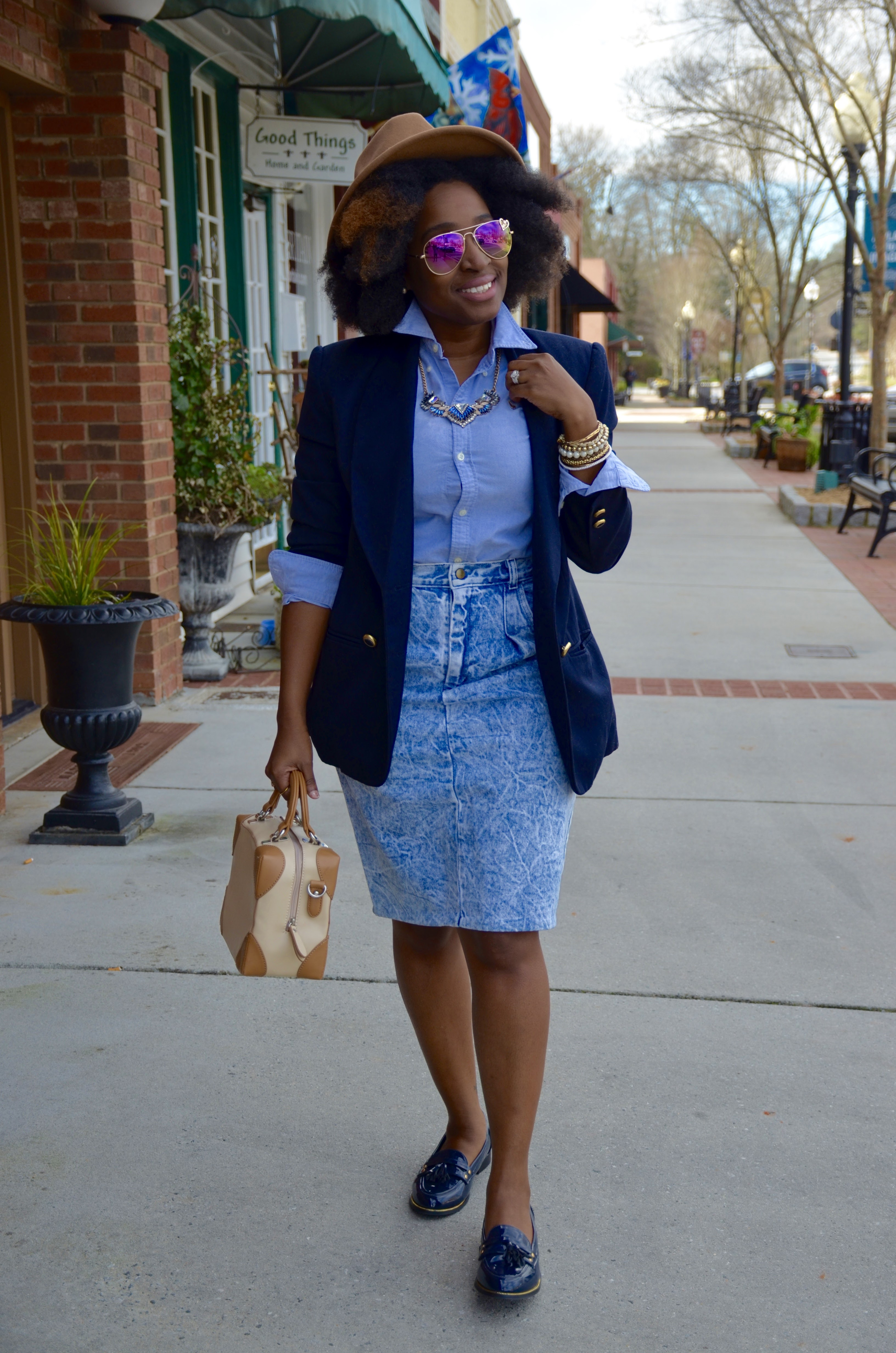 Fashion Bombshell of the Day: Nicka from Congo
