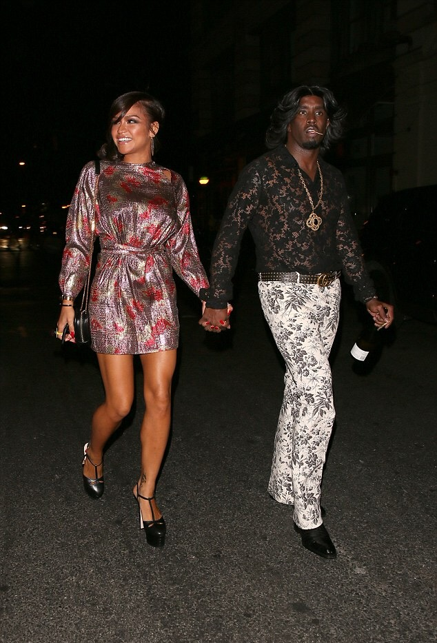 On The Scene Beyonce S Soul Train Themed 35th Birthday