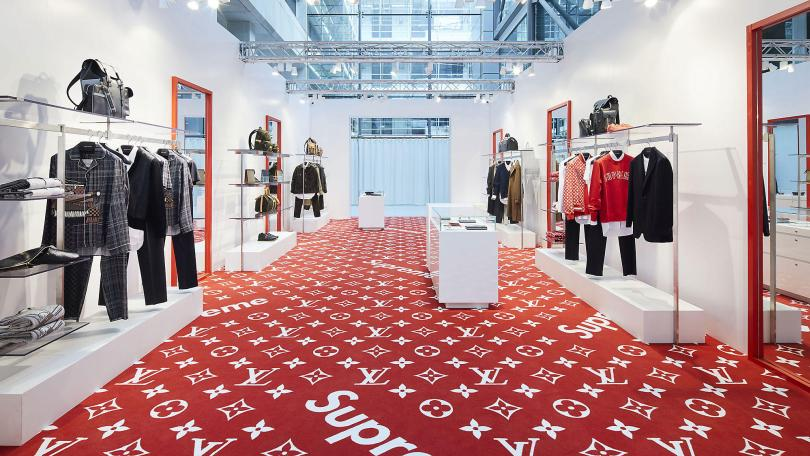 e259419cca4 Louis Vuitton x Supreme Pop Ups Canceled: Would You Camp Out or ...