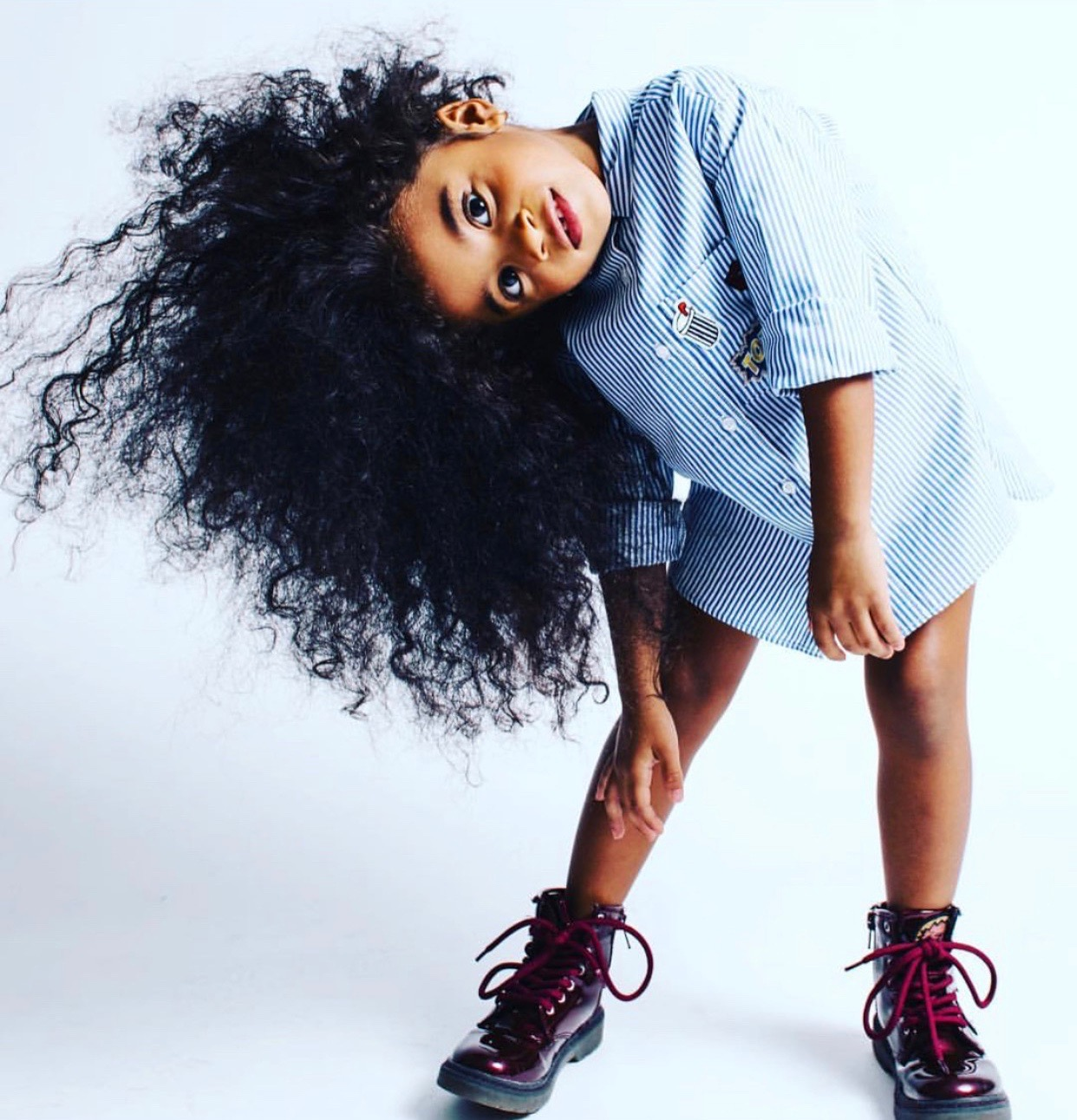 Fashion Bomb Kid Of The Week Mckenzie Perry From Dc