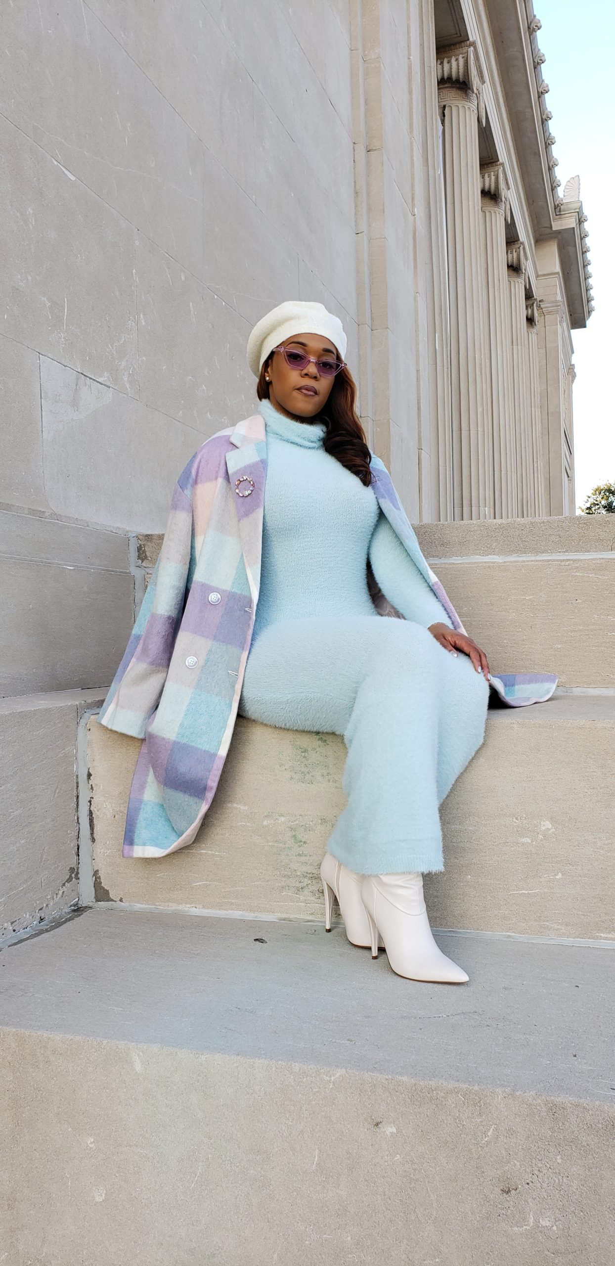 Fashion Bombshell of the Day: Saidah from Louisiana