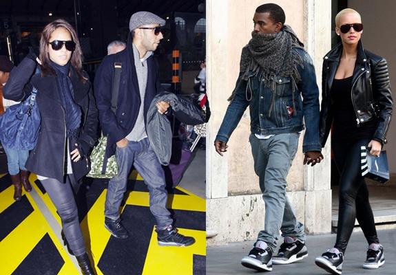 Celebrity Nike Air Jordans