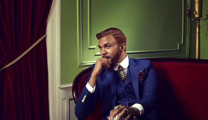 1 Jidenna from Brooklyn + Behind the Scenes of Classic Man