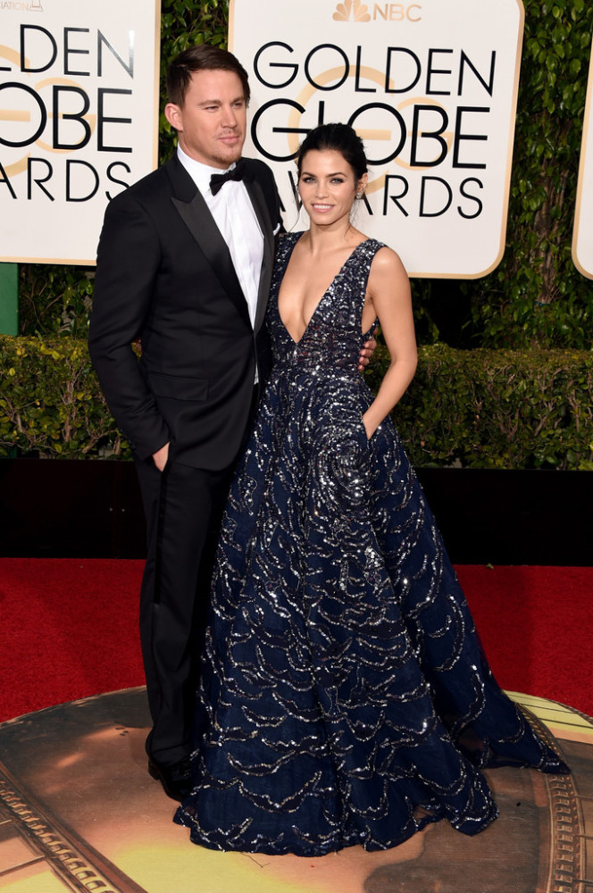 73rd+Annual+Golden+Globe+Awards+Arrivals-jenna-dewan-tatum-channing-tatum