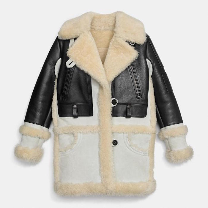 coach-shearling-leather-button-front-biker-coat