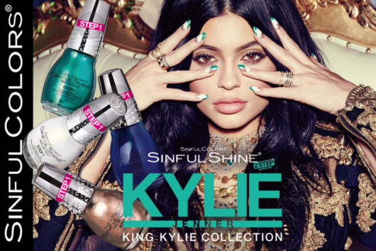 Kylie Jenner Adds a Nail Polish Collection to Her Beauty Brand