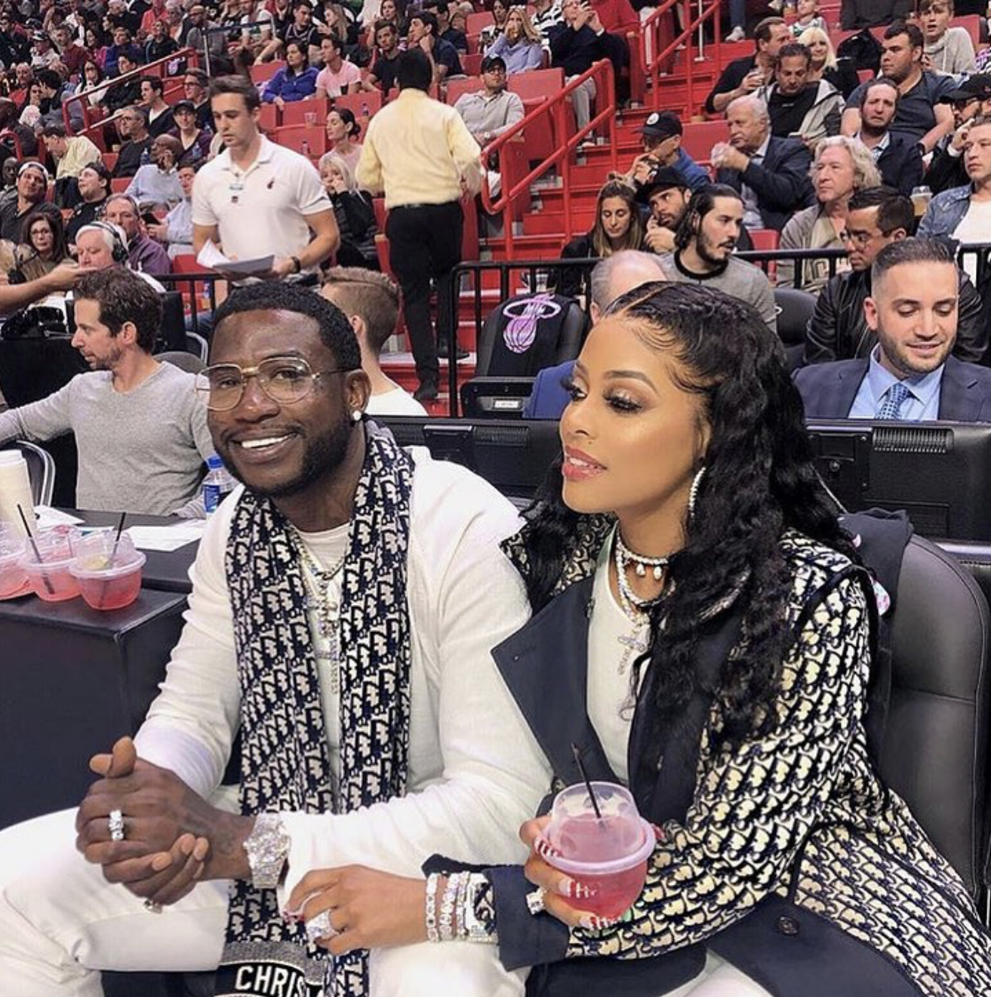 Gucci_Mane_Keyshia_Kaoir_in_Dior
