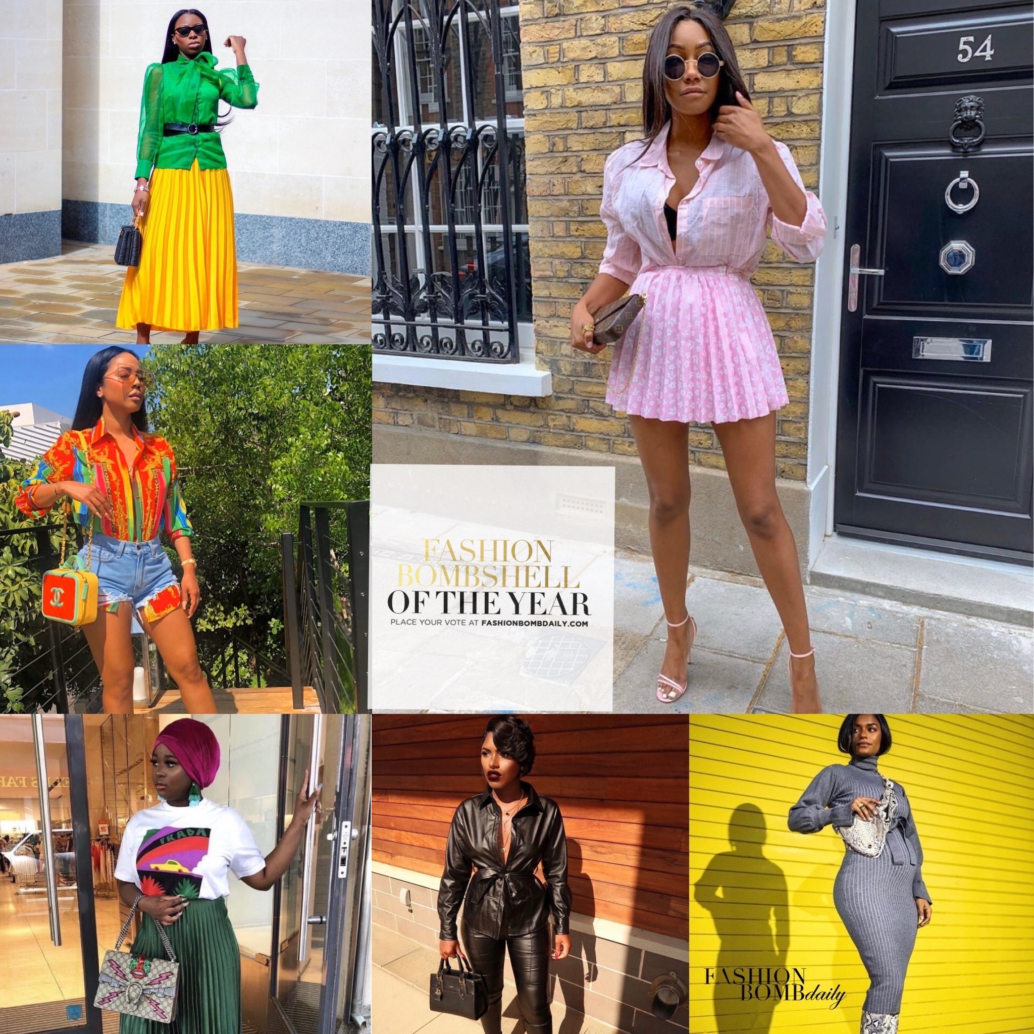 Best of 4: Fashion Bombshell of the Year Featuring Charlie from
