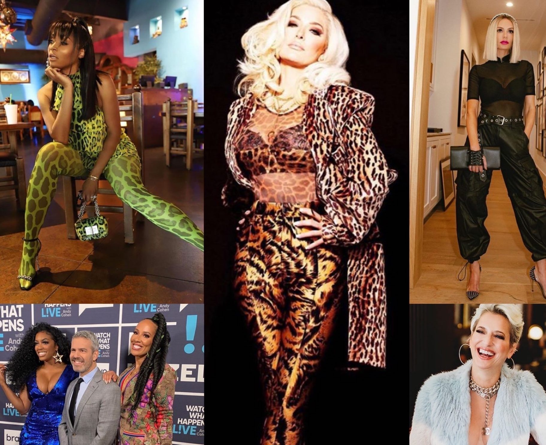 Who Is The Best Dressed Real Housewife Dorit Kemsley Marlo Hampton Tanya Sam Erika Jayne And More Fashion Bomb Daily Style Magazine Celebrity Fashion Fashion News What To Wear Runway Show