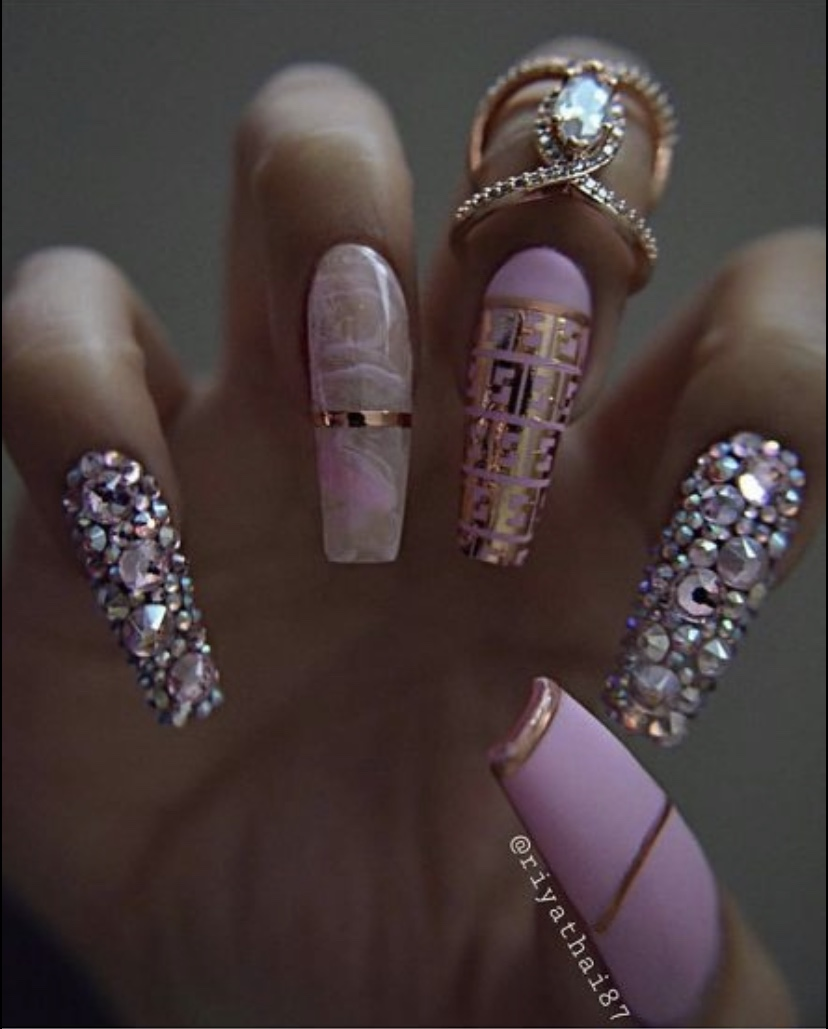 Fashion Bomb Beauty 5 Bomb Nail Designs You Can Try Post Quarantine Fashion Bomb Daily Style Magazine Celebrity Fashion Fashion News What To Wear Runway Show Reviews