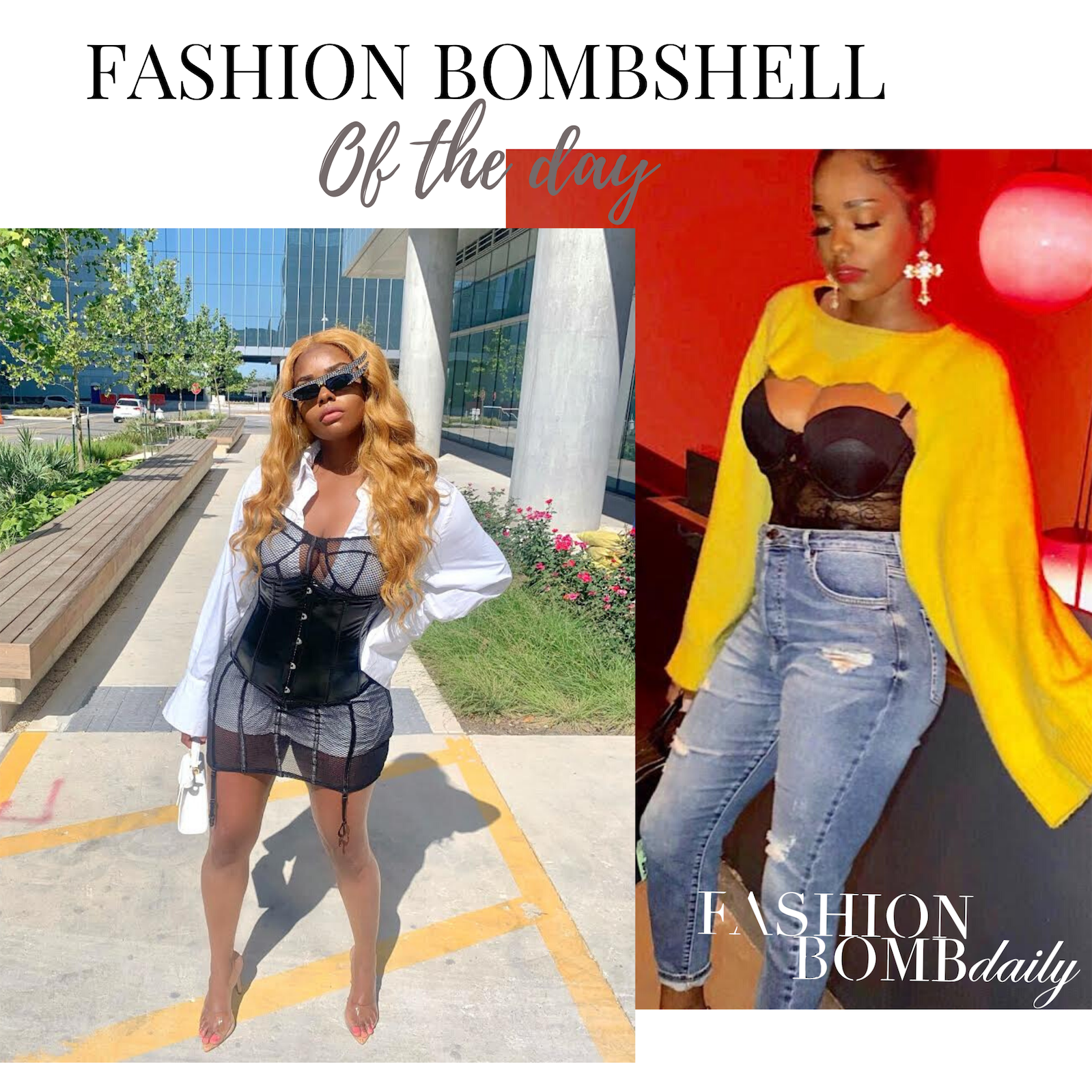 Fashion Bombshell Of The Day Vey From Texas Fashion Bomb Daily Style Magazine Celebrity Fashion Fashion News What To Wear Runway Show Reviews