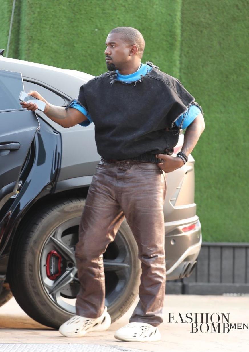 Style Evolution Of Kanye West